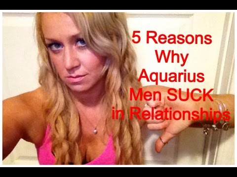 dating an aquarius girl