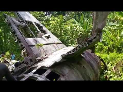 Yamamoto's Plane Wreck