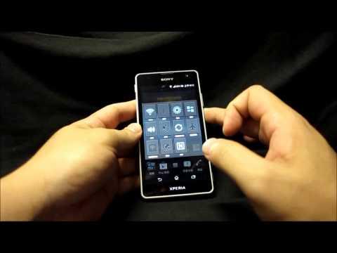 Sony Xperia TX 評測