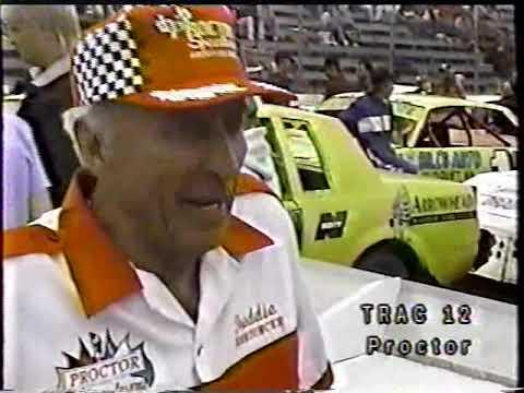 Proctor Speedway 99 Interviews