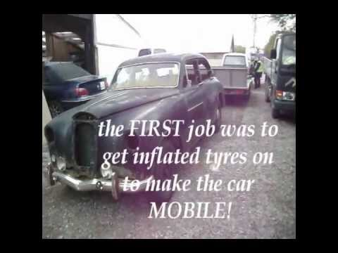 Wolseley 6/90 Revival #2 - Two Cars On The Move