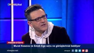 [CANLI] Murat Kosova ve Emek Ege Premier Stüdyo'da!
