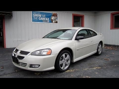 2003 dodge stratus rt coupe start up exhaust in depth. Black Bedroom Furniture Sets. Home Design Ideas