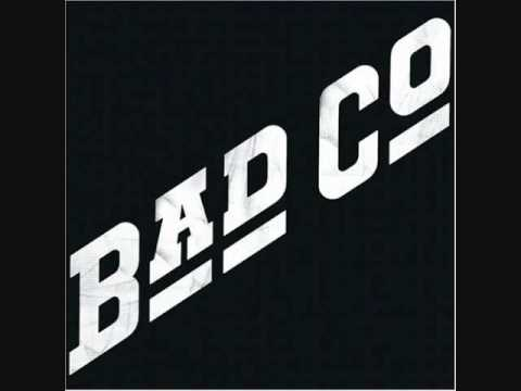 Bad Company - Silver, Blue & Gold