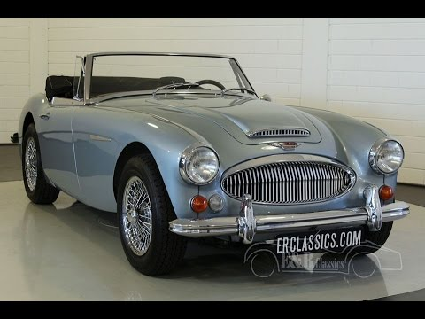 austin healey 3000 mkiii 1967 bj8 video www erclassics. Black Bedroom Furniture Sets. Home Design Ideas