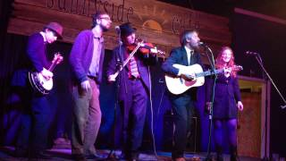 "Cowtown String Band plays Ben Folds ""Landed"""