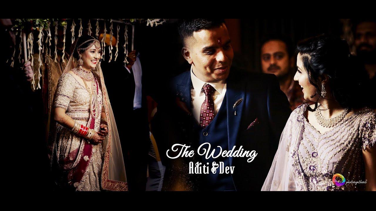 Wedding Cinematography | Aditi & Dev Wedding Film of 2020