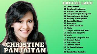Christine Panjaitan Full Album  - Tembang Kenangan   Lagu Lawas Nostalgia 80an 90an Terpopuler