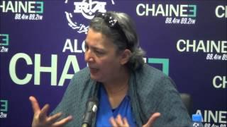Houria Ahcène-Djaballah : «la société algérienne est de plus en plus violente»