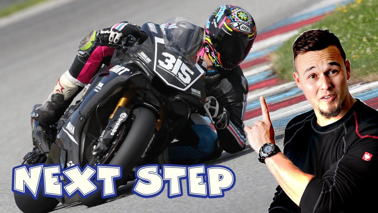 Ich trainierte mit den Profis und erzielte meine schnellste Runde | Motorrad Rennstreckentraining