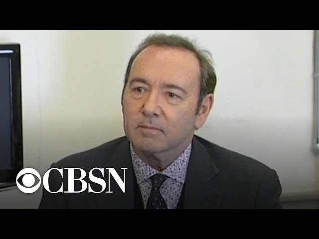 Kevin Spacey pleaded not guilty to sexual assault allegations