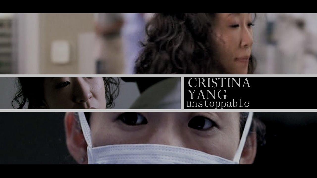 Cristina Yang | Unstoppable - YouTube