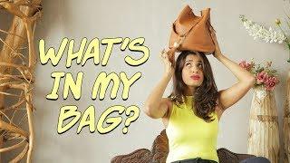 What's in my Bag ? | Gaelyn Mendonca