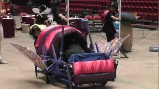 Odyssey of the Mind World Finals 2012 -- Performance by Hong Kong Team