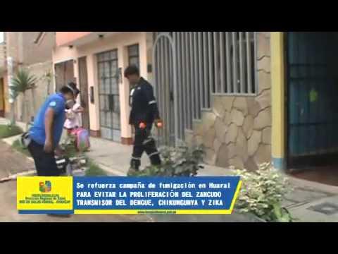 ProduSe refuerza campaña de fumigación en Huaralce