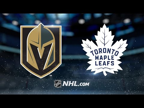 Kadri nets two as Leafs top Golden Knights in SO, 4-3