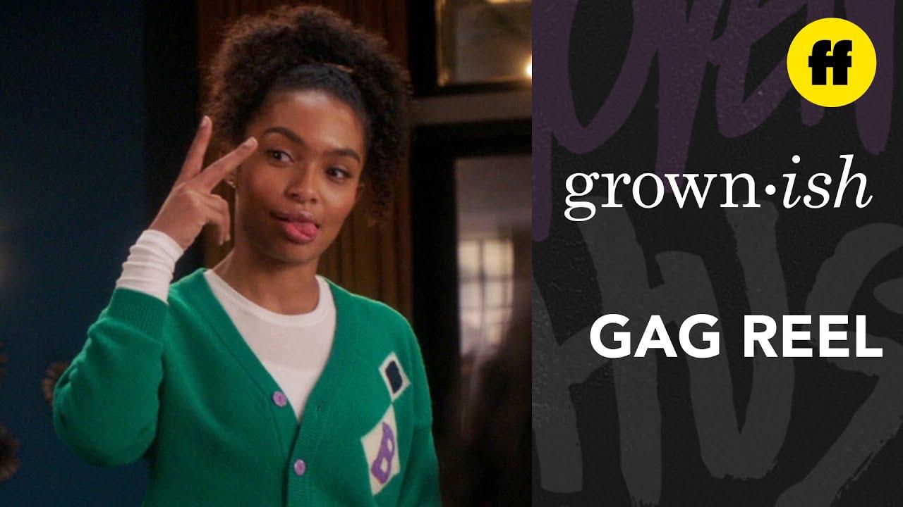 Download grown-ish | Gag Reel | Freeform