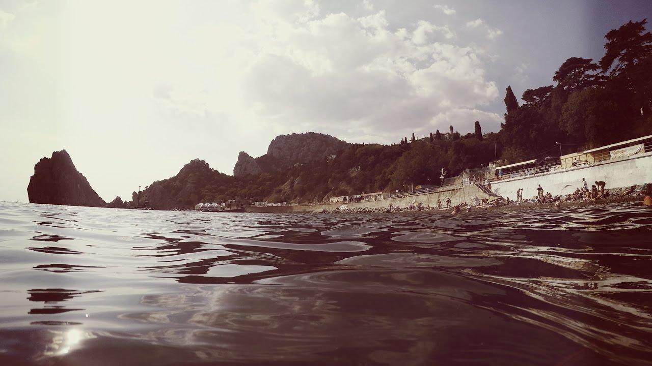Наш Крым | Part 4 | #Симеиз, Крым под водой, дайвинг и #снорклинг в Крыму | Путешествие в #Крым авто
