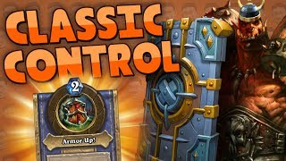 ARMOR UP! - Control Warrior - Kobolds And Catacombs - Standard Constructed