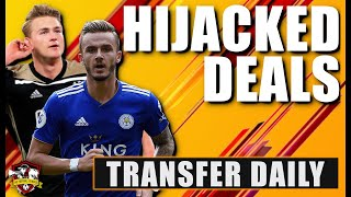 Liverpool set to HIJACK Manchester United deals for James Maddison & De Ligt? Transfer Daily