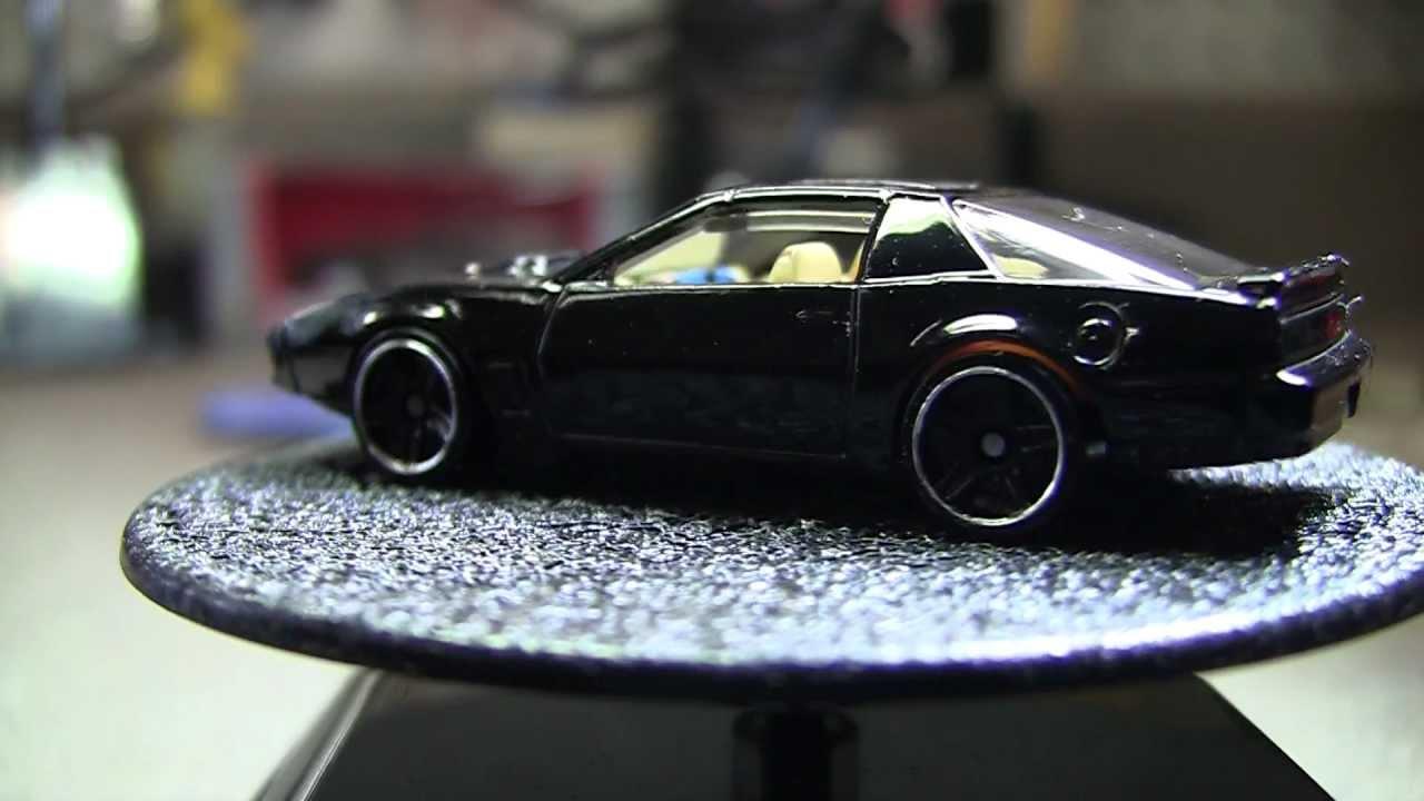 Hot Wheels 2012 K.I.T.T Knight Rider 2000 : Let's Open it! - YouTube