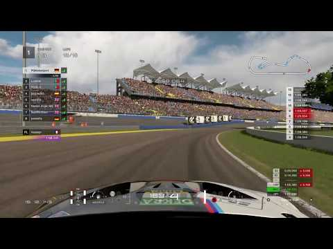 Gran Turismo™SPORT Daily Race 174 Blue Moon Bay BMW M6 GT3 Onboard