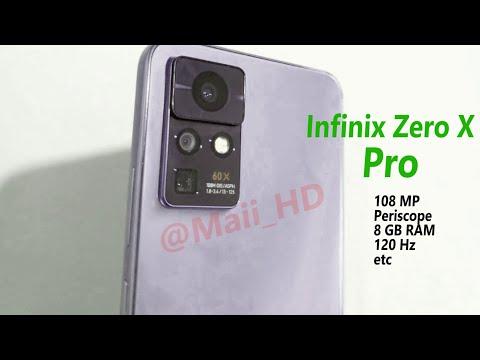 Infinix Zero X Pro: first impression   108MP, Periscope, 120Hz [Exclusive]