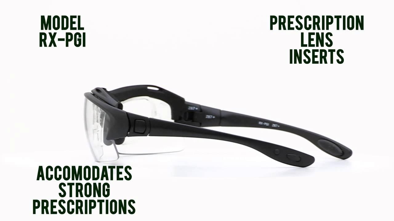 36211645c1 RX-PGI Prescription Safety Glasses