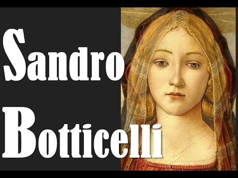 Sandro Botticelli : A collection of 164 Paintings (HD) [Early Renaissance]