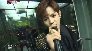 [가요대제전] BEAST - Caffeine + Flower + Shadow, 비스트 - 카페인 + Flower + Shadow KMF 20131231