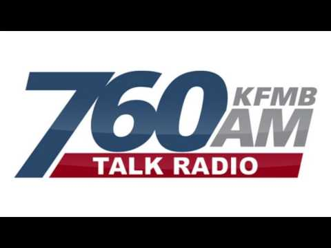 Ashley Hayek on 760 KFMB AM