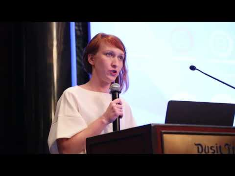 Presentation Decentralised Escrow. Blockchain Conference in Dubai.