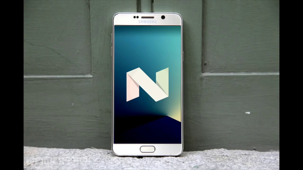 Galaxy Note 5 Android 7 0 Nougat Update Is Coming Soon