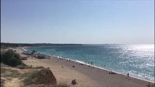 Крым Пляжи Любимовки ПУСТЫЕ ПЕТР АЛЕКСЕЕВИЧ попытка проникновения