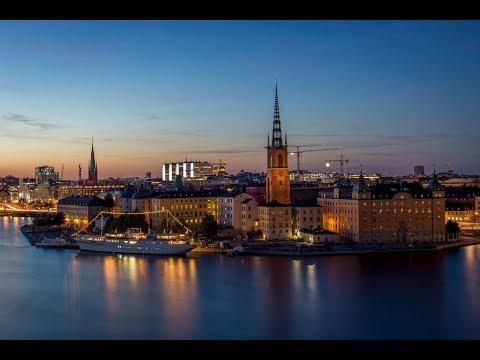 Estocolmo (Stockholm) - Capital da Suécia