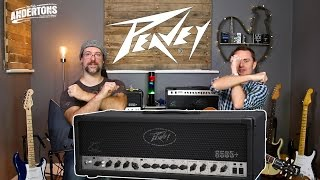 Peavey 6505 Amps The Big Ones