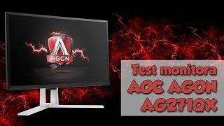test   gamingowy monitor aoc agon ag271qx   how2play