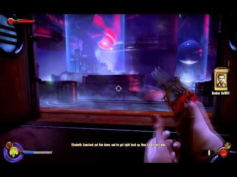 Bioshock Infinite Burial at sea episode 2 part 3