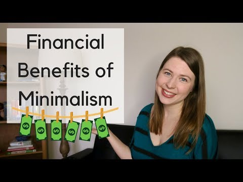 Financial Benefits of Minimalism   How Minimalism Helps Save Money
