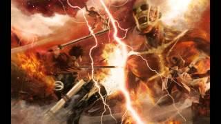 Скачать Вторжение титанов музыка 1 опенинг