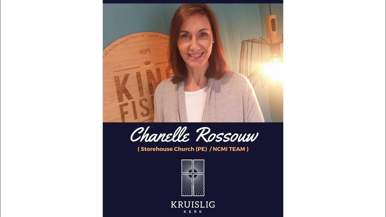 2021.05.30 - Apostolic Input - Chanelle Rossouw