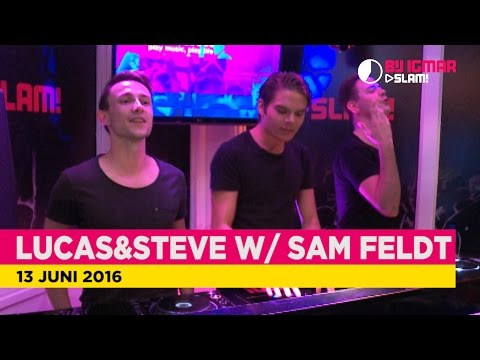 Sam Feldt b2b Lucas & Steve (DJ-set) | Bij Igmar