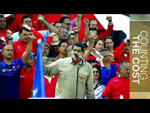 Thumbnail: How close is Venezuela to the brink of total collapse? - Counting the Cost