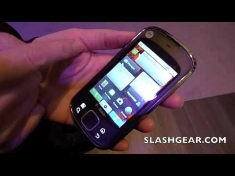 Motorola Quench/CLIQ XT demo