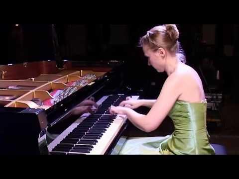Mariya Filippova - Brahms Rhapsodien op. 79