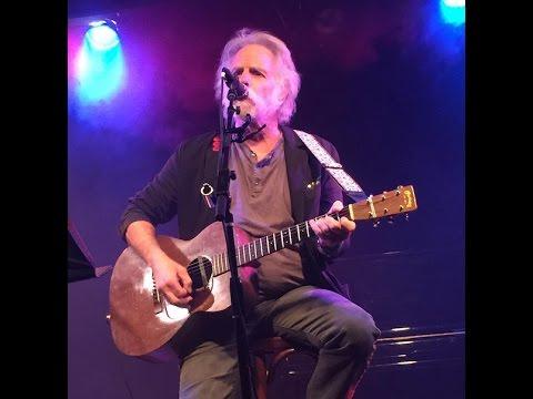 Bob Weir, Campfire Tour 10.10.2016 Los Angeles, CA Complete Show AUD