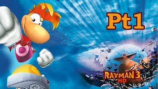 Free Rayman 3 HD - Part 1 - Xbox Live Gold Free Game