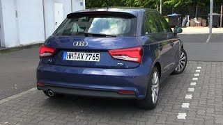 2018 Audi A1 1.4 TDI Ultra (90 HP) Test Drive