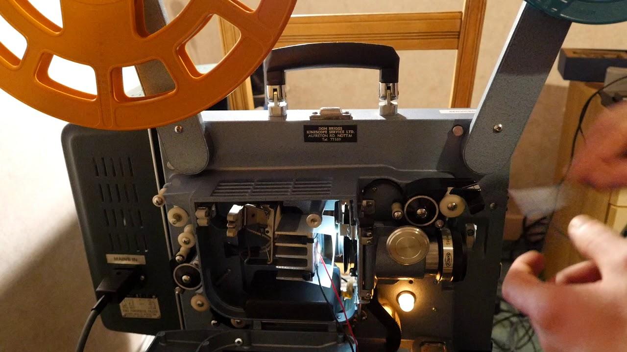 diy 16mm film scanner completed youtube