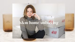 Affordable H&M Home Unboxing